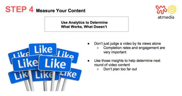 Measure your video content