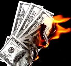 oct 20 money burning