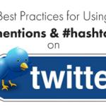 Twitter: Meilleures pratiques pour l'utilisation des mentions et des hashtags sur Twitter