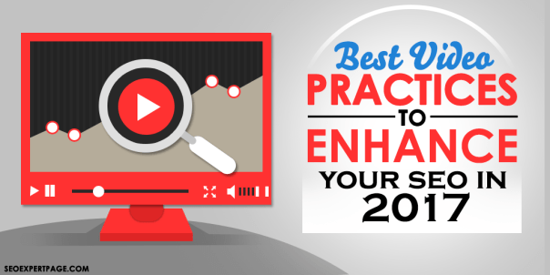 Video Practices SEO in 2017