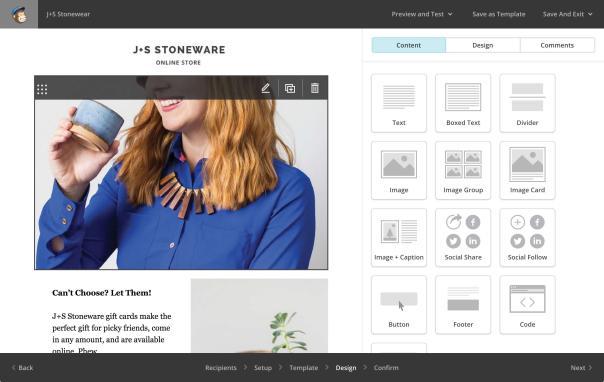 email marketing platform mail chimp