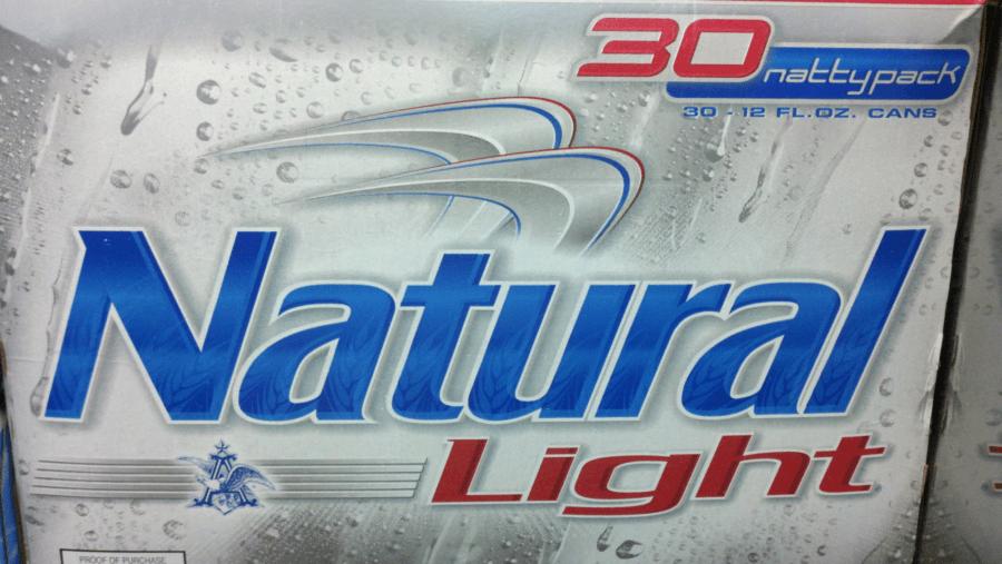 Natural Light Alcohol Content