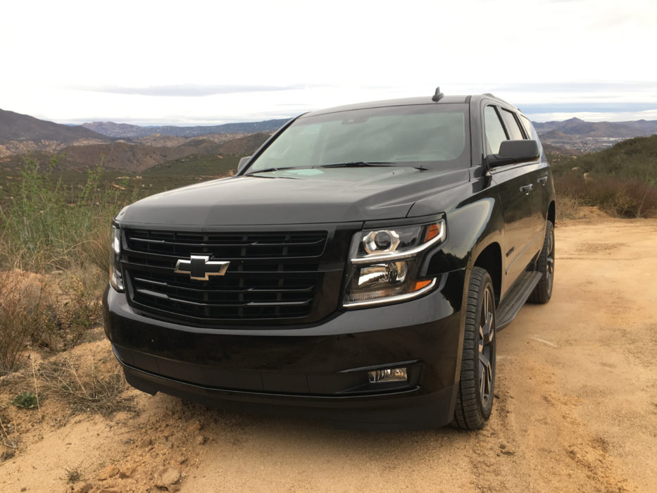 2018 chevrolet tahoe rst tested