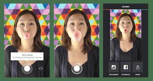 Create Mini Videos with Boomerang