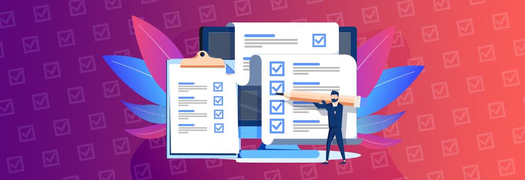 B2B website checklist for CRO