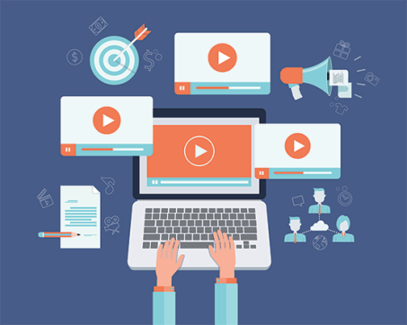 video marketing strategy and plan