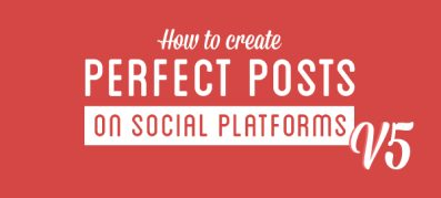 craft the perfect post
