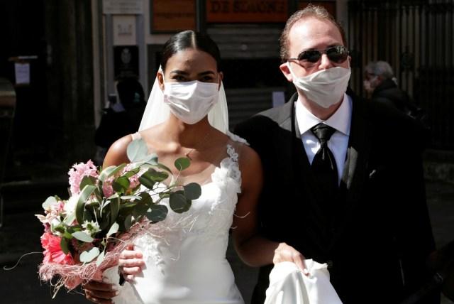 Nueva normalidad - bodas
