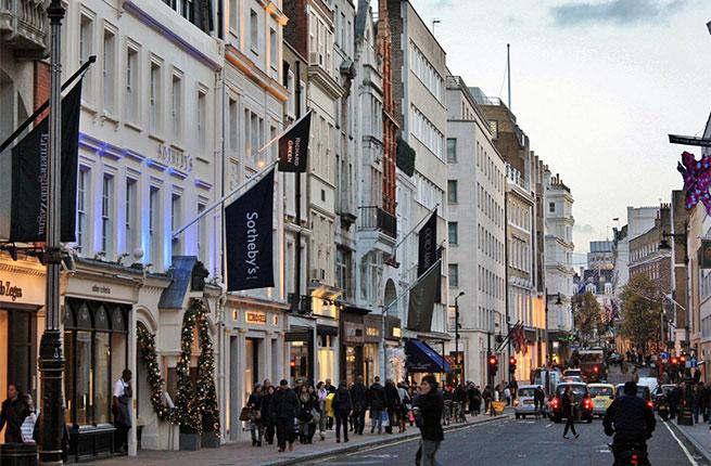bond street in london ile ilgili görsel sonucu