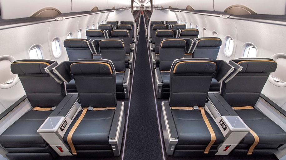 Boeing Sky Interior