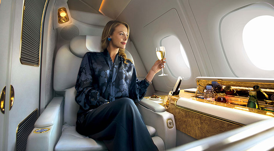 Emirates To Serve Dom P 233 Rignon 2008 In First Class Business Traveller