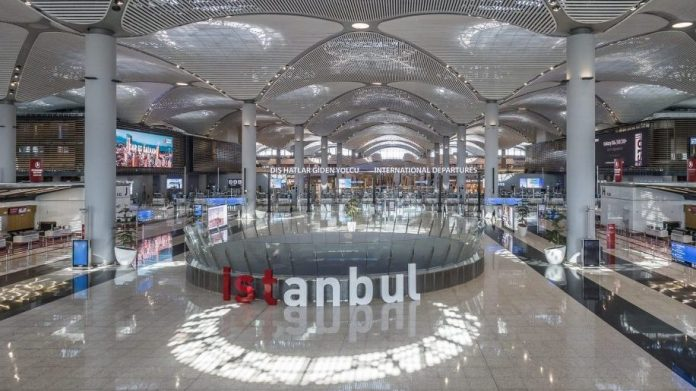 Issues emerge at Istanbul's new airport – Business Traveller