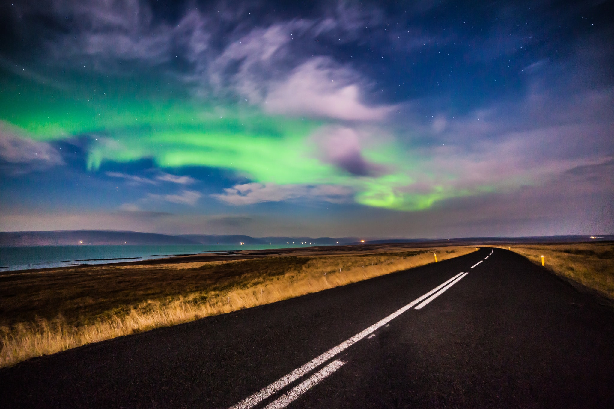 Best Chance See Northern Lights