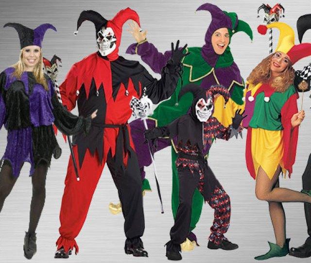 Mardi Gras Group Costume Ideas