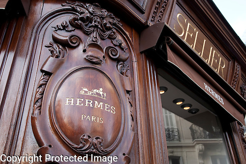 Hermes Shop, George V, Paris, France