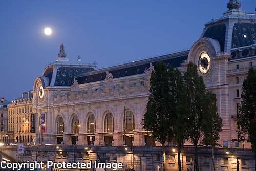 Orsay Art Museum, Paris, France