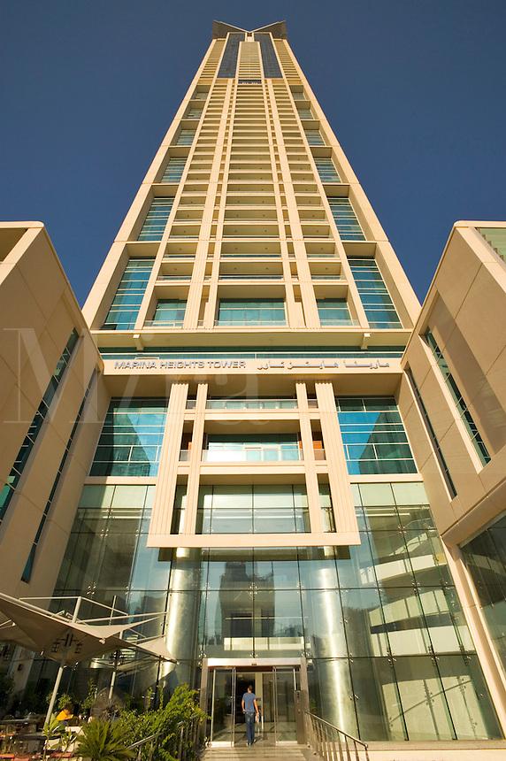 Dubai Marina Heights Tower Mira Images