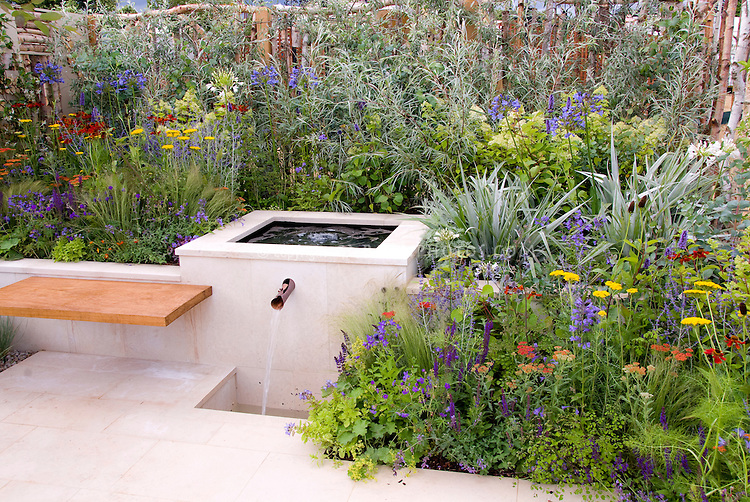Image result for patio water feature