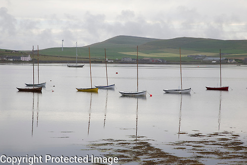 Pierowall, Westray, Orkney Islands, Scotland