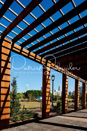 Photography along the Little Sugar Creek Greenway near uptown Charlotte NC