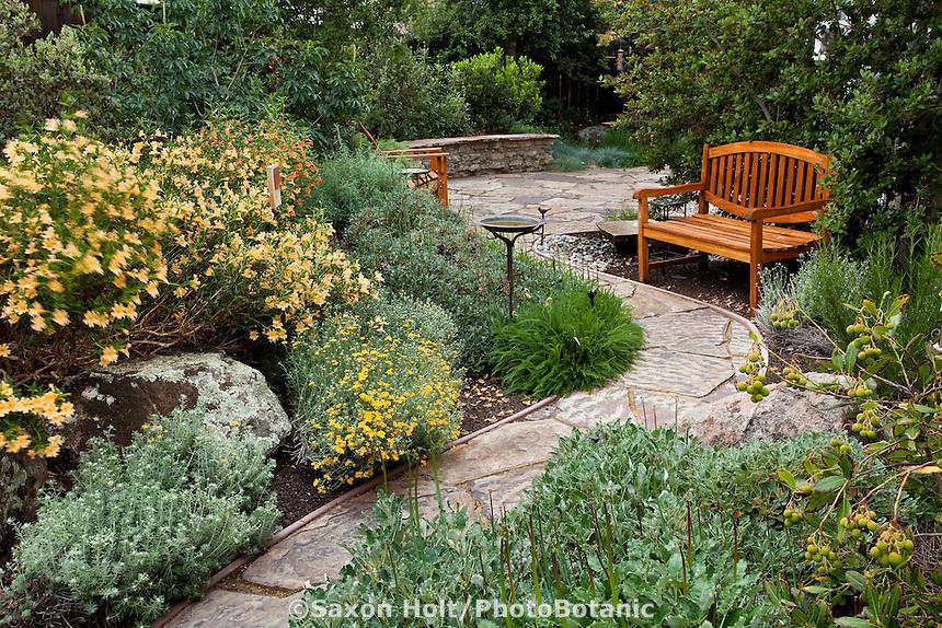 Native Mound Landscaping Ideas California
