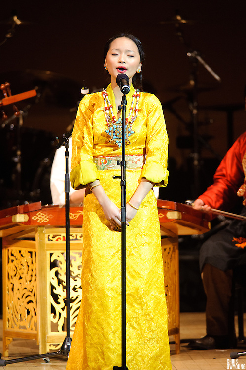 Tibet House Benefit Concert at Carnegie Hall, New York City. February ...