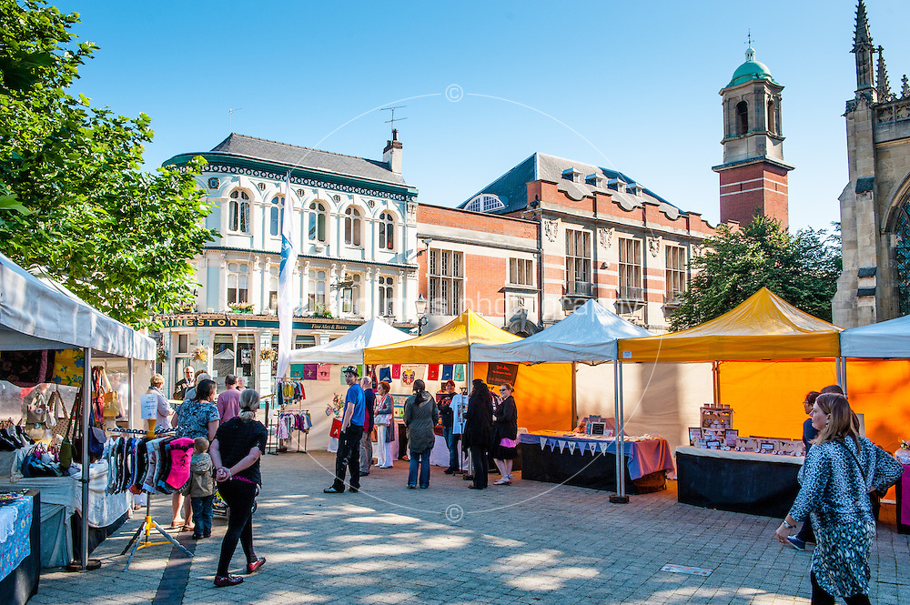 The Inaugural Outdoor Trinity Market Friday 31 August