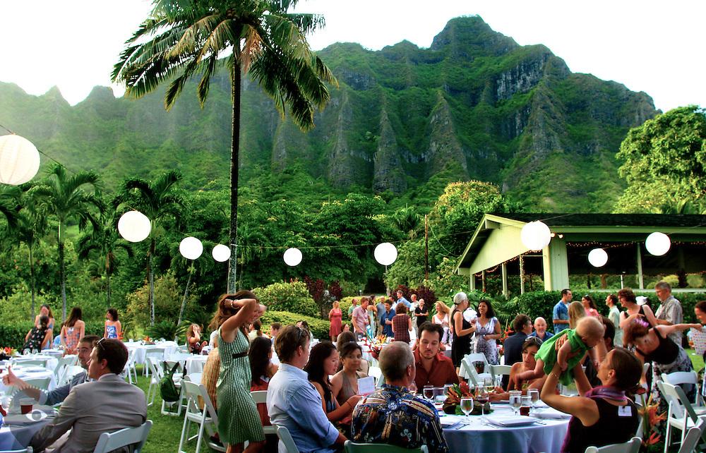 Wedding Reception Oahu Locations