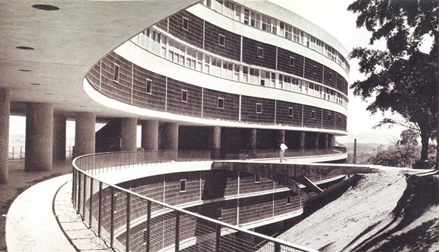Latin America Was A Place Where Modernist Dreams Came True Architectural Review