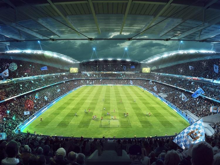 Manchester City announces Etihad Stadium expansion to ...