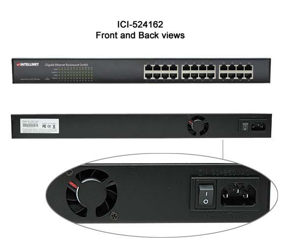 intellinet gigabit ethernet 24 port