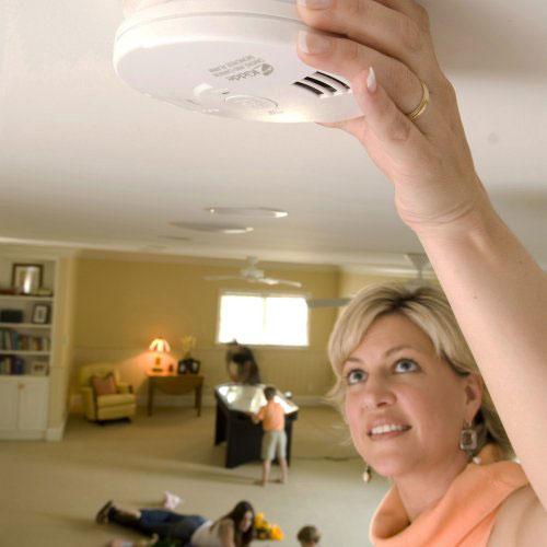 Carbon Monoxide Smoke Alarm Combo Kidde Cableorganizer Com