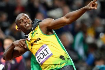 Londra 2012 Bolt