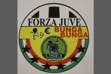 Forza Juve e Bunga Bunga, foto Corriere.it