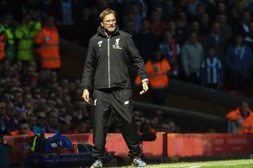 Klopp Liverpool piedi