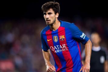 Andre Gomes Barcellona