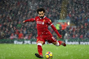 Salah Liverpool calcia