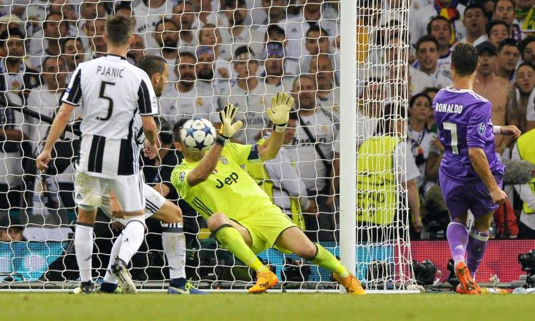 Ronaldo gol finale Cardiff