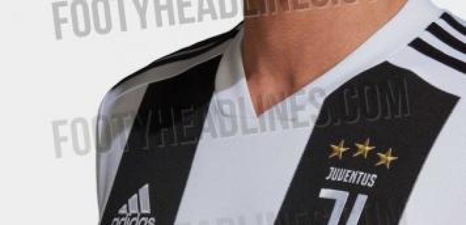 fa19c81a3 Revealed  Here is what Juve s 2018-19 jersey will look like ...