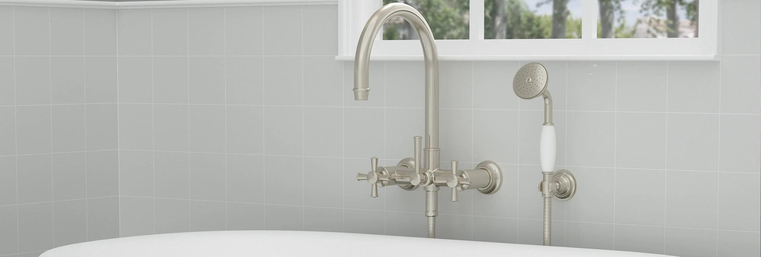 palomar tub fillers california faucets