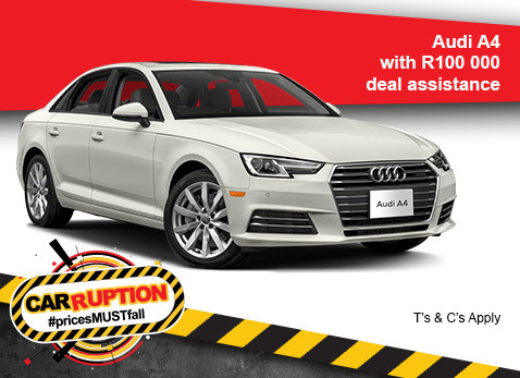 Selected Audi A4 Deal