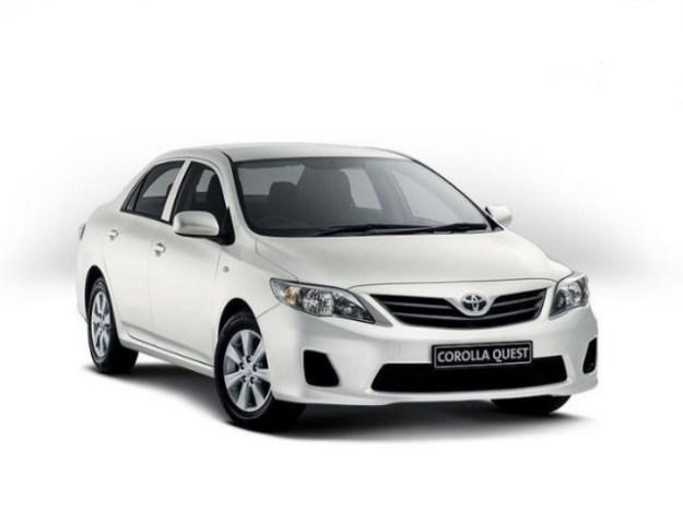 2017 Toyota Corolla Quest Plus