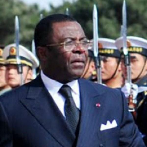 Edgard Alain Mebe Ngo'o