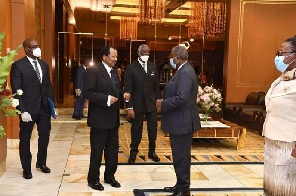 Paul Biya complètement déconnecté de la réalité