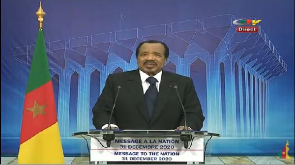 Voeux 2020 : Paul Biya promet une croissance de 8 % pour l'émergence du Cameroun en 2035