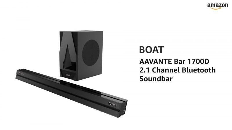 boat AAVANTE bar 1700D soundbar