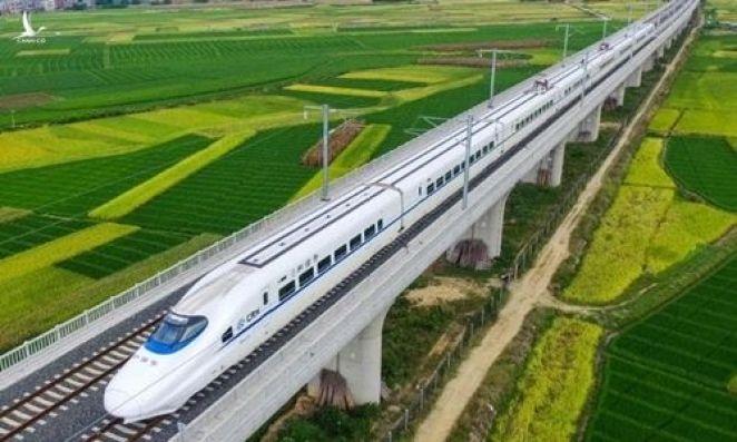 Trung Quốc chỉ mất 11 năm để cải tiến hệ thống đường sắt.