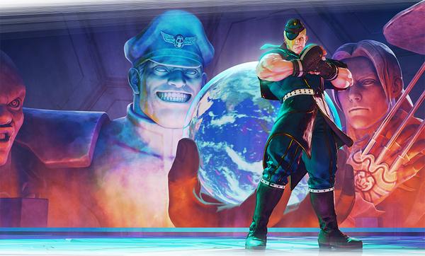 Street Fighter V Ed Reveal Trailer 11