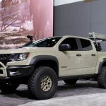 That Chevrolet Colorado Zr2 Bison Edition Is Really Happening Carbuzz