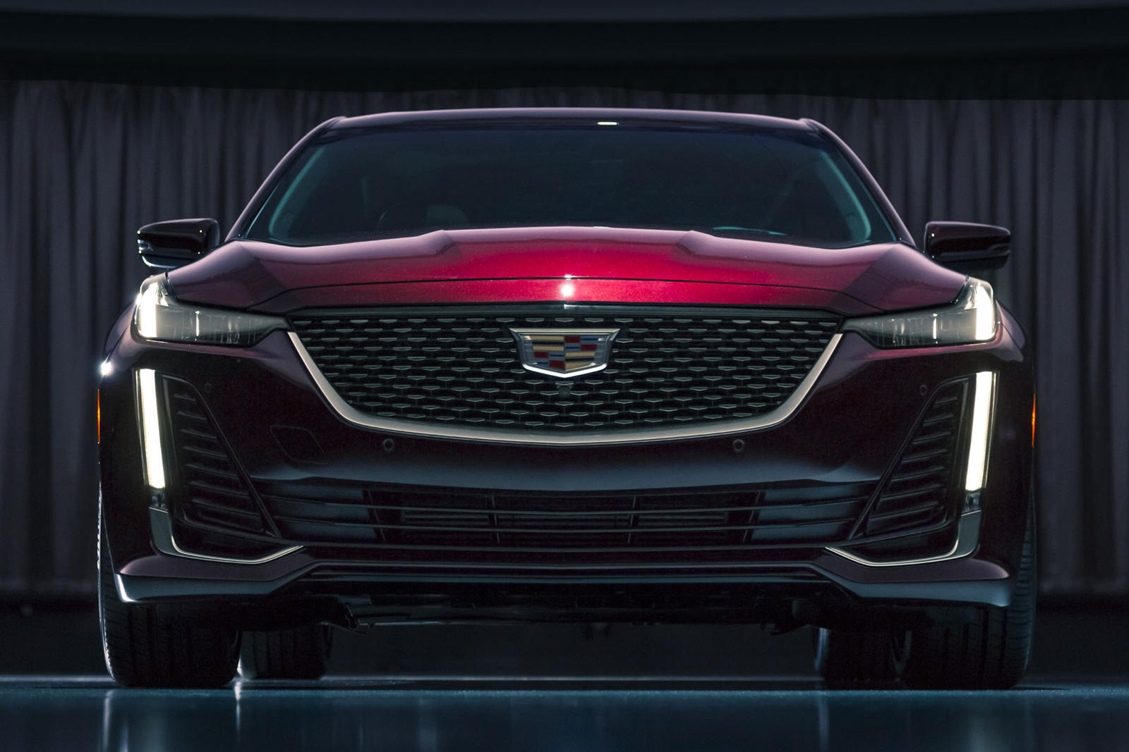 Feast Your Eyes On The All New 2020 Cadillac CT5 Sedan